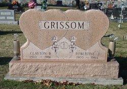 Clayton B Grissom