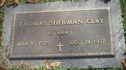 Thomas Sherman Clay