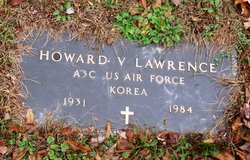 Howard Vernon Lawrence