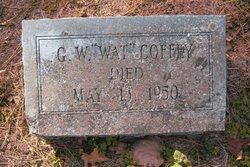 "G. W. ""Wat"" Coffey"