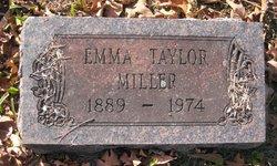 Emma Taylor Miller