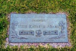 Elsie Kathryn Adams