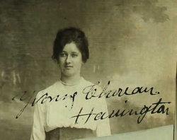 Yvonne Eugenie <I>Thoreau</I> Harrington