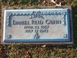 Dr Daniel Reid Gunn, Sr