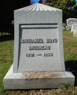 Nathaniel Boyd Brodhead