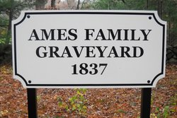 Ames Family Graveyard
