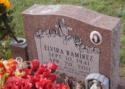 Elvira Flores <I>Perez</I> Ramirez