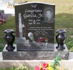 "Laugriano ""LG"" Garcia, Jr"
