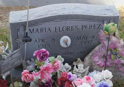 Maria <I>Flores</I> Perez