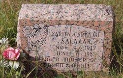 Sarita <I>Carbajal</I> Salazar
