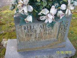 Mary Bell <I>Taylor</I> Allen