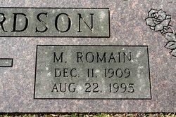 Mildred Romain <I>Kollenborn</I> Richardson