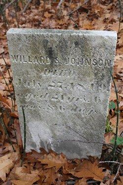 Willard S Johnson