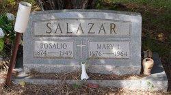 Mary <I>Lazarine</I> Salazar