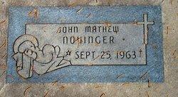 John Mathew Novinger