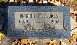 Marion M. Flukey
