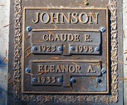 Claude E. Johnson