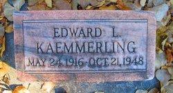 Edward L. Kaemmerling