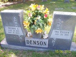 Ina Evelyn <I>Allen</I> Denson