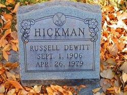 Russell Dewitt Hickman