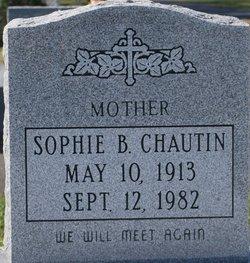 Sophie <I>Boudreaux</I> Chautin