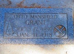 Otto Mansfield Grant