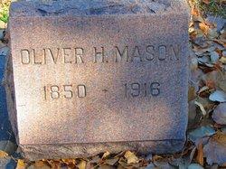 Oliver H. Mason