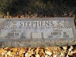Mattie E. Stephens