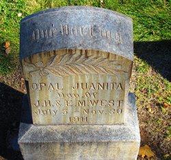 Opal Juanita West