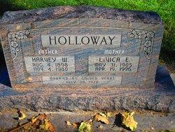 LaVica E. <I>Martin</I> Holloway