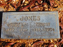Ruby Lavada <I>Baker</I> Jones