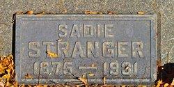 Sadie Stranger