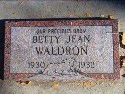 Betty Jean Waldron
