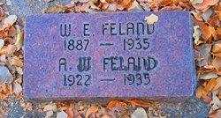 W. E. Feland