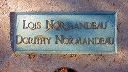 Dorithy Normandeau
