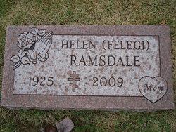 Helen <I>Felegi</I> Ramsdale