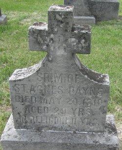 Sr Mary Of Saint Agnes Payne