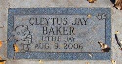 """Cleytus Jay """"Little Jay"""" Baker"""