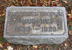 Frederick Goodwin Murphy