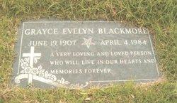 Grayce Evelyn Blackmore