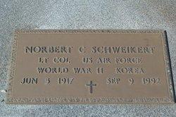 Norbert C Schweikert