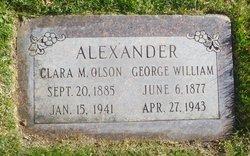 George William Alexander