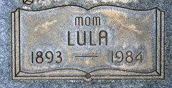 """Luella W. """"Lula"""" <I>Myers</I> Turner"""