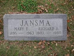 Richard J. Jansma