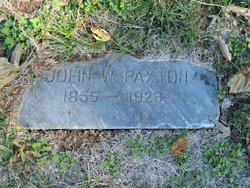 John W. Paxton