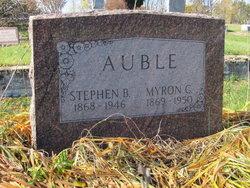 Myron C Auble
