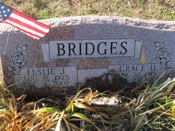 Leslie J Bridges