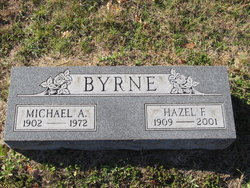 Hazel F Byrne