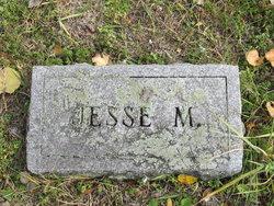 Jesse M Cantine