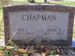 Hazel B Chapman
